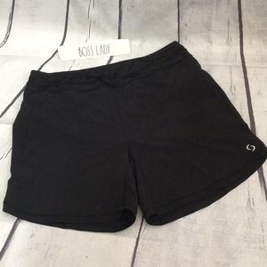 Moving Comfort Ladies Workout or Running Shorts XL